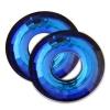 38mm Bermuda Blue P Crystal